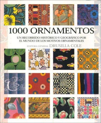 1000 Ornamentos (Spanish Edition)