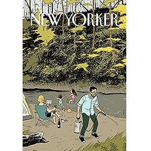 The New Yorker, August 21st 2017 (Adam Davidson, Dana Goodyear, Nathan Heller) Periodical