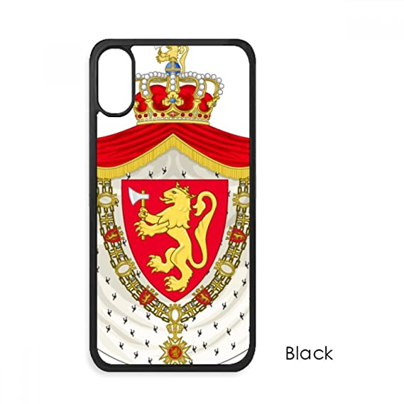 Amazon Norway National Emblem Country Symbol For Iphone X Cases