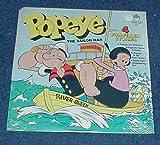 Popeye the Sailor Man 4 Fun Filled Stories LP