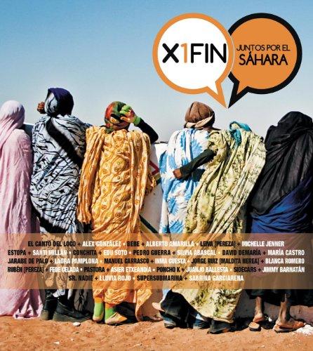 ... X 1 Fin - Juntos Por El Sahara