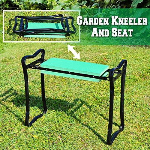 BenefitUSA Foldable Kneeler Portable Kneeling