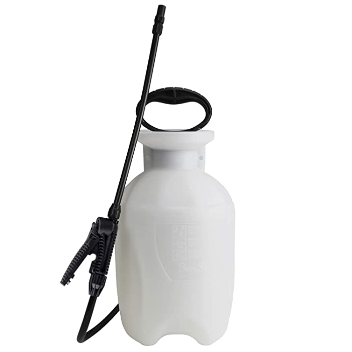 Chapin International 20000 Garden Sprayer, 1-Gallon, Translucent White