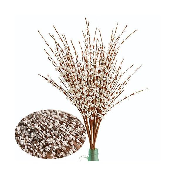 ASSR-Artificial-Jasmine-Flowers-10-Pieces-20-Long-Fake-Flower-Winter-Jasmine-Flowers-for-Wedding-Bouquet-Bride-Holding-Garlands-Vine-DIY-Floral-Art-Plant-Wedding-Home-Office-Party-Yard-Decoration