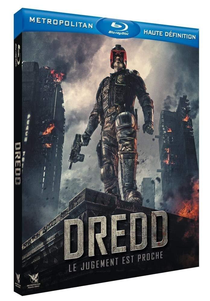 Dredd [Francia] [Blu-ray]