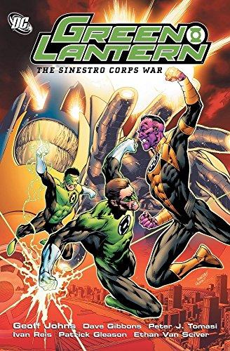 Green Lantern: The Sinestro Corps War (Top 10 Best Dc Villains)