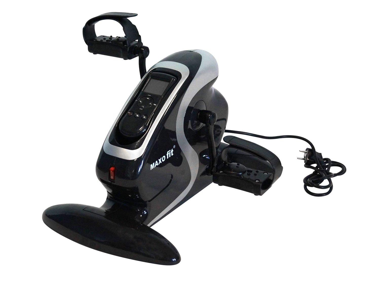 MAXOfit E-Pedaltrainer Bewegungstrainer Trainingsrad MF-22 mit Fernbedienung, 65965