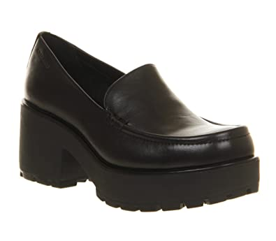 605f34aaa23 Vagabond Dioon Loafer Black Leather - 8 UK  Amazon.co.uk  Shoes   Bags