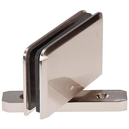 Coastal Shower Doors C 3830N Paragon Top Or Bottom Pivot Hinge For  Frameless Heavy Glass