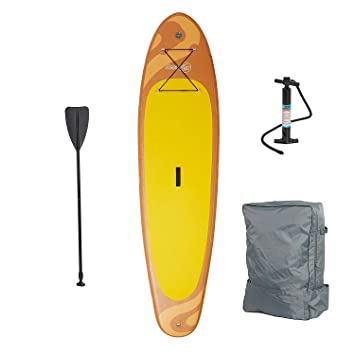 Ocean Fun Stand Up Paddle Wave 2 Tabla Inflable Sup Allround Fin Set Bomba Alta Presión