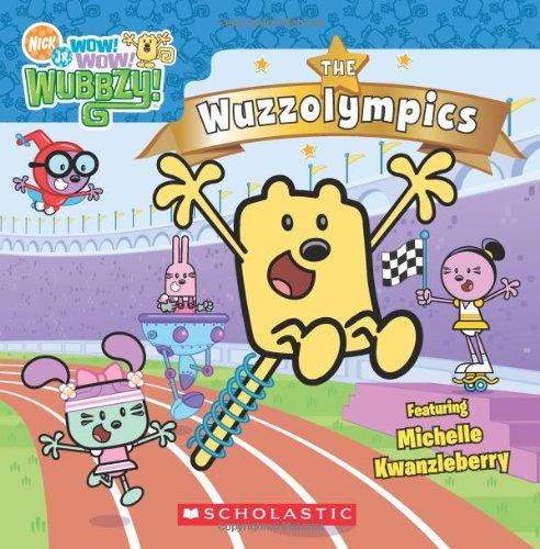 Download The Wow! Wow! Wubbzy!: The Wuzzolympics pdf
