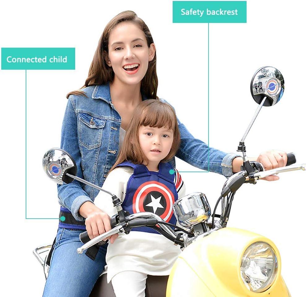 Cinturón Protector Seguridad para Niños para Motocicleta,Avión ...