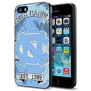 NCAA NC University of North Carolina Tar Heels #11Cool iPhone 6 plus 6 plus Smartphone Case Cover Collector iphone Black