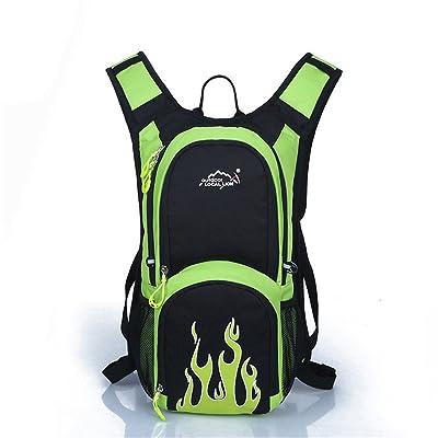 Sac à dos plein air multifonctionnel sport unisexe sac à dos de voyage occasionnel Sac à dos étanche vélo respirant léger