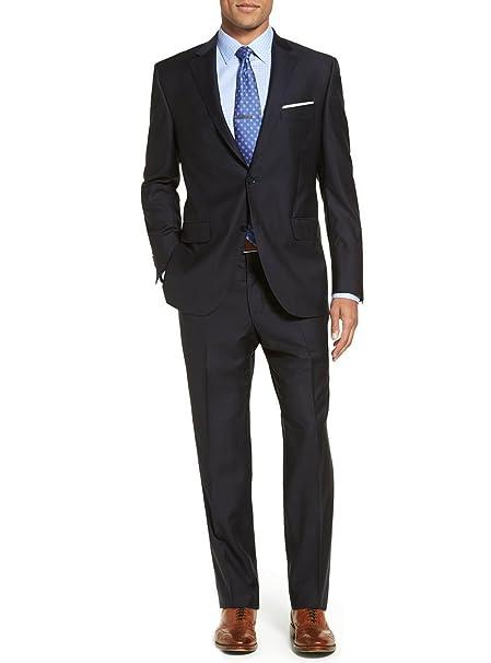Amazon.com: Luciano natazzi hombre moderno ajuste tenue de ...