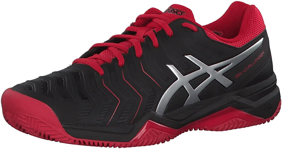 Asics Gel-Game 6 Negro y Rojo