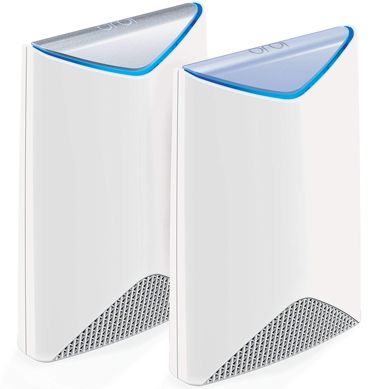 NETGEAR Orbi Pro AC3000 Business Mesh WiFi System, 2-Pack, Wireless Access Point (SRK60) by NETGEAR