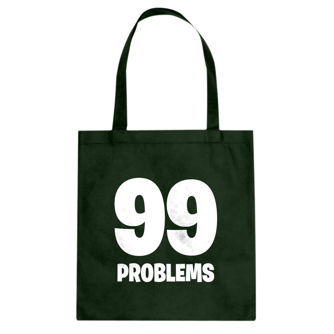Indica Plateau 99 Problems Cotton Canvas Tote Bag