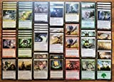 Magic: The Gathering Modern Legal Sliver Custom Magic Deck