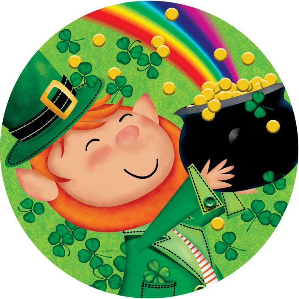 Custom Decor Accent Magnet - Lucky Leprechaun