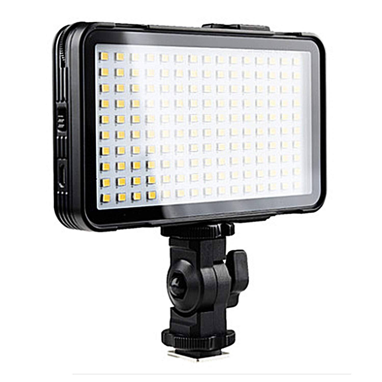 Godox Mobile Phone LED Video Light LEDM150, Dimmable Ultra High Power LED Panel Video Light for Smart Phones Cameras