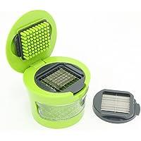 Cortador de Alho em Plástico Ningbo Verde