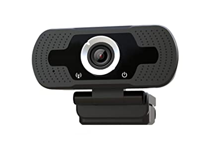 Webcam-Xinidc Full HD Webcam 1080P, Built-in Microphone Web Camera, USB  Webcam for Computer Laptops and Desktop,External Wired Live Streaming Web