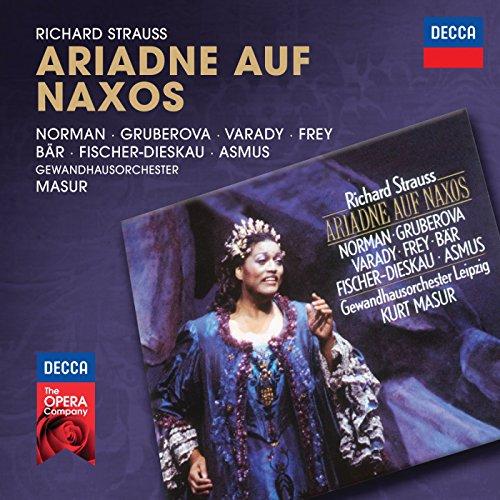 Decca Opera: Strauss: Ariadne auf Naxos [2 CD] by Decca (Image #1)
