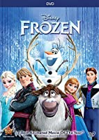 Frozen from Walt Disney Studios Home Entertainment