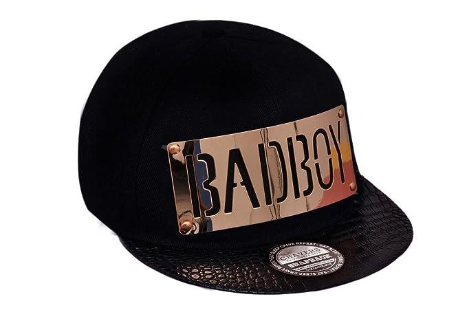 Image Unavailable. Image not available for. Colour  Cravers Men s Badboy Snapback  Cap ... e52fab2d8094