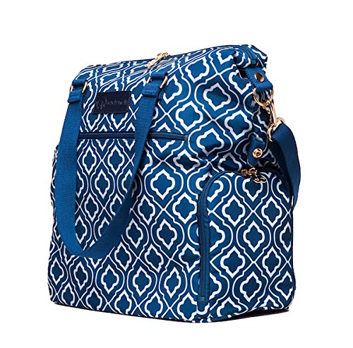 Sarah Wells Lizzy Breast Pump Bag (Navy) by Sarah Wells (Image #6)