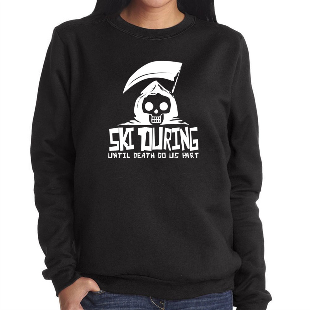 Ski Touring UNTIL DEATH SEPARATE US Damen Sweatshirt