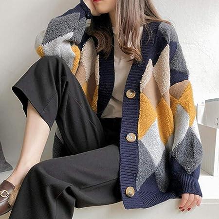 Colorfaith Suéteres De Mujer Otoño Invierno 2019 Chaquetas De ...