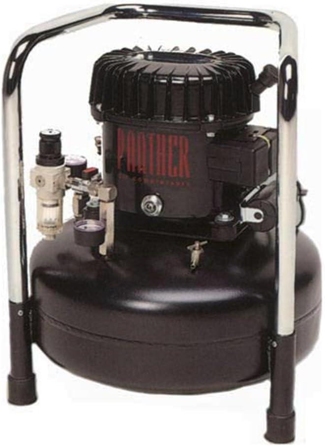 Compresor silencioso en bano de aceite WERTHER Panther 50/24 AL ...