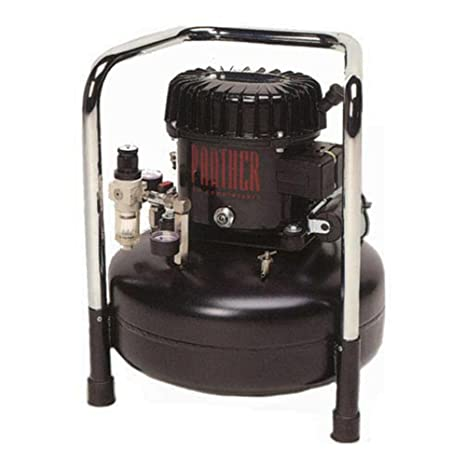 Compresor silencioso en bano de aceite WERTHER Panther 50/24 AL