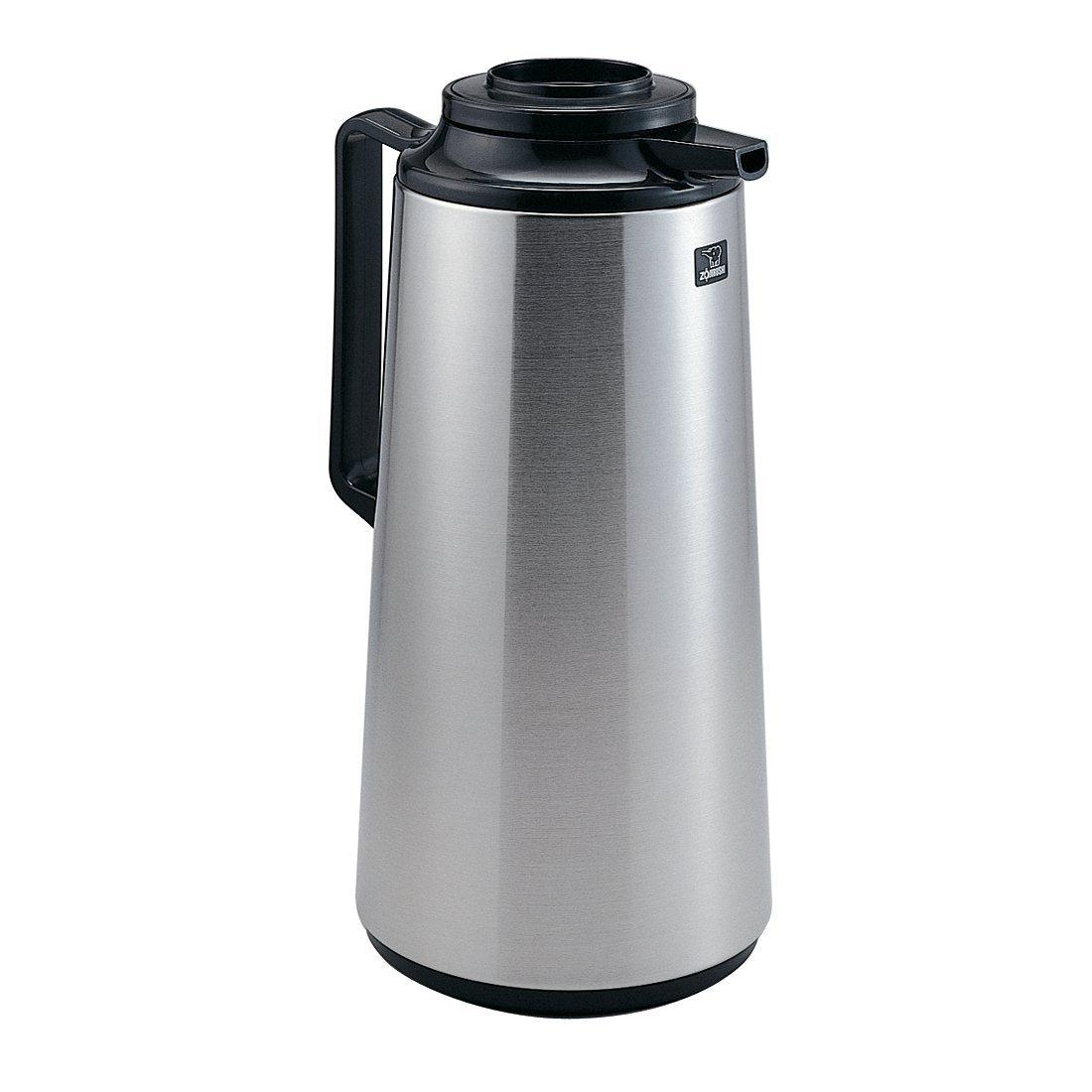 ZOJIRUSHI BHS-19SB Thermal Carafe, 1.85 Liter, Stainless Steel