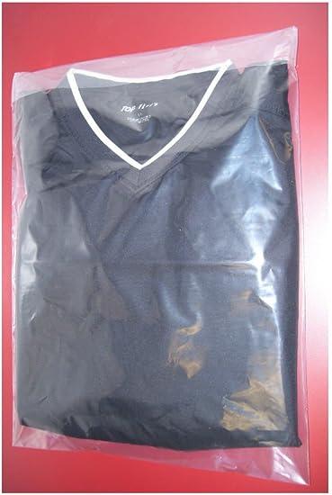 T-Shirt 10 x 12 Clear Garment Bags 1000 Pack