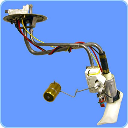 amazon com: new oem fuel pump module (fits:1987-1989 ford f150 f250 f350  center tank 19 gallon): automotive