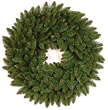 Holiday Essentials 24 Inch Colorado Spruce Green Christmas Wreath