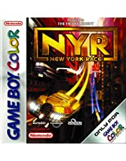 Inspired by the Fifth element : NYR - New York Race
