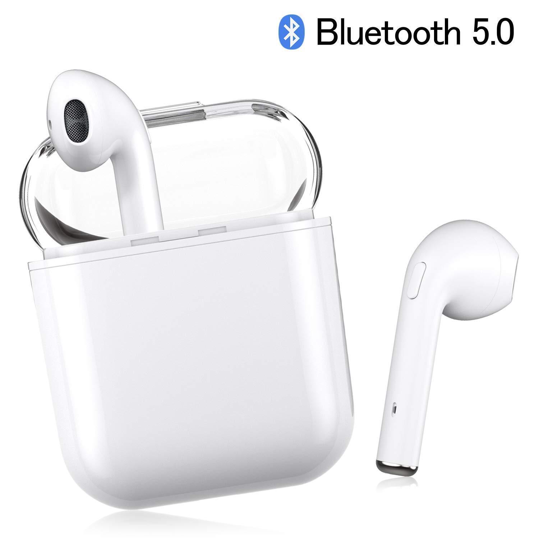 Auriculares inalámbricos Bluetooth - Auriculares intrauditivos - Auriculares para Correr para Hombres y Mujeres - Los