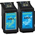 Remanufactured Ink Cartridges for PG-245XL CL-246XL PG-243 CL-244 Compatible to iP2820 TR4520 MG2420 MG2924 MG2920 MX492 MG30