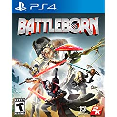 BATTLEBORN Now Available Worldwide on PlayStation 4, Xbox One, and Windows PC from 2K and Gearbox
