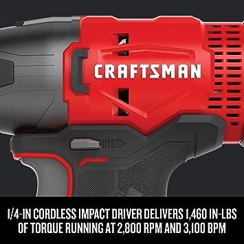 Craftsman CMCK200C2 featured image 5