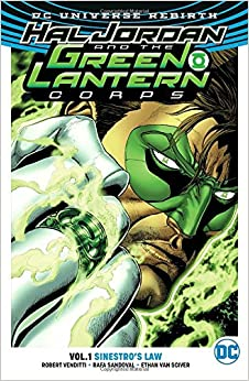 Hal Jordan & the Green Lantern Corps TP Vol 1 Sinestros Law (Rebirth) (Green Lantern - Hal Jordan and the Green Lantern Corps (Rebi)