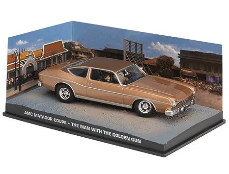 Colección de vehículos 007 James Bond Car Collection Nº 44 AMC Matador (El Hombre De