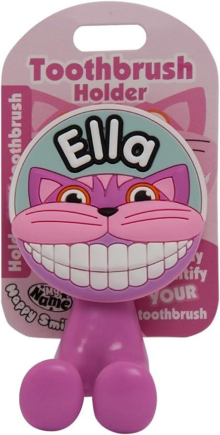 """John Hinde My Name /""""Ella/"""" Toothbrush Holders"""