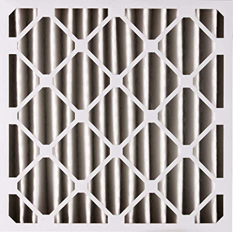 Nordic Pure 13x20x1 Exact MERV 13 Pleated AC Furnace Air Filters 3 Pack