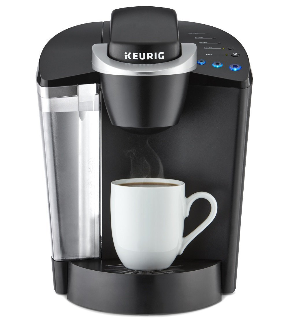 Keurig K55/K45 Elite Single Cup Home Brewing System (Black) by Keurig