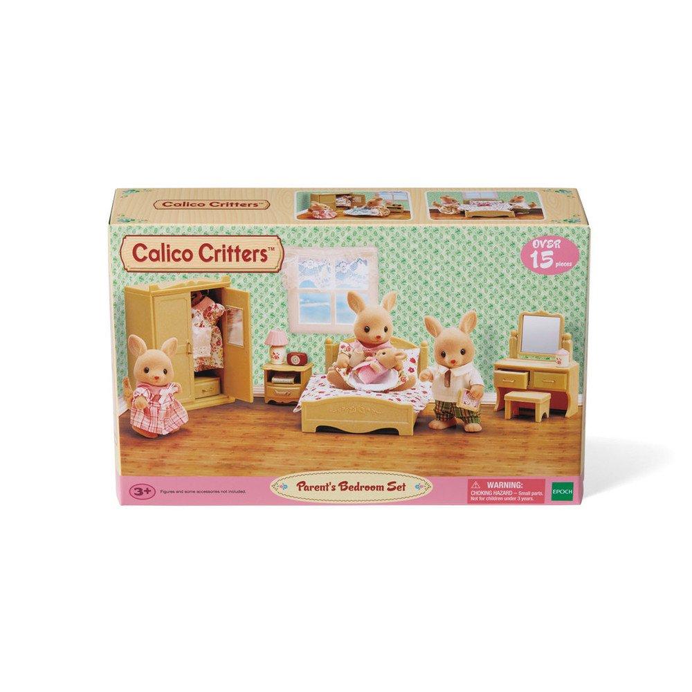 amazon com calico critters parents u0027 bedroom toys u0026 games